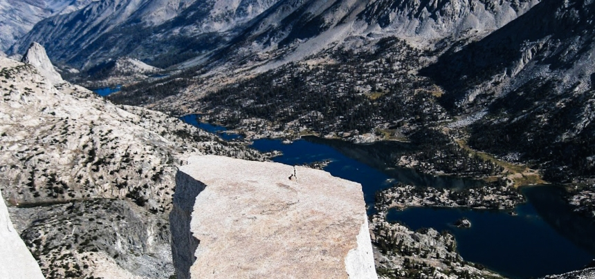 Some Thoughts on Alex Honnold's Free Solo of El Capitan | Fringe's Folly